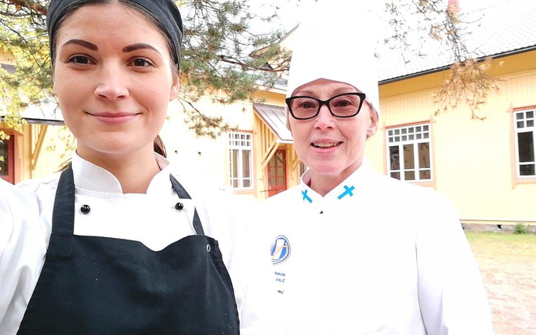 ChefBugin kokit kertovat syysmenyystä