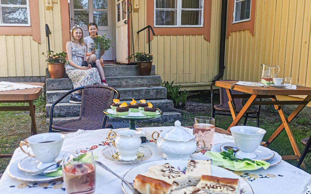 Kahvila ChefBug – Vihasjärven kansakoulu