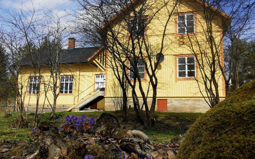 Oriveden vanhat talot ja pihat